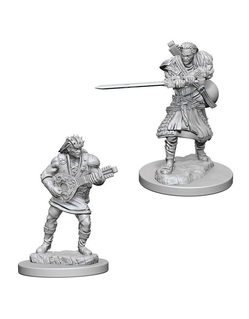Wizkids Nolzur's Marvelous Miniatures: Human Male Bard Blister Pack (Wave 4)