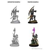 Wizkids Nolzur's Marvelous Miniatures: Elf Male Bard Blister Pack (Wave 4)