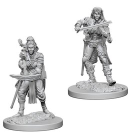 Wizkids Elf Female Bard