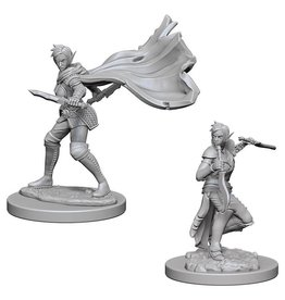 Wizkids Elf Female Rogue (Wave 4)