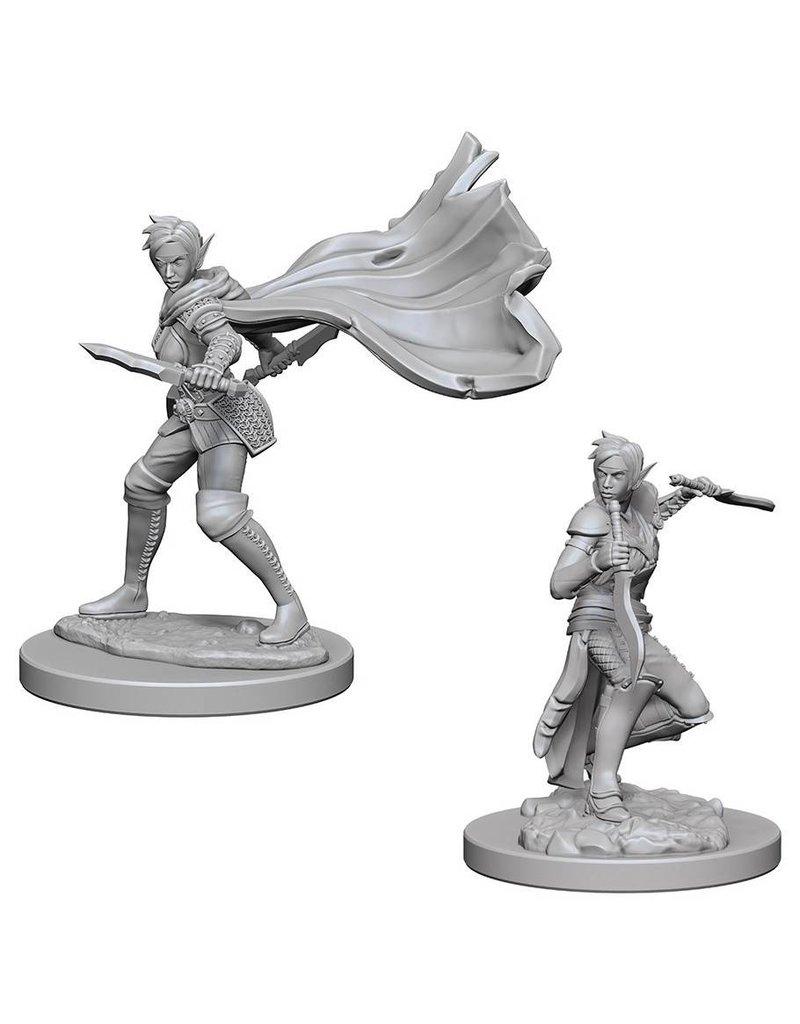 Wizkids Pathfinder Deep Cuts: Elf Female Rogue Blister Pack