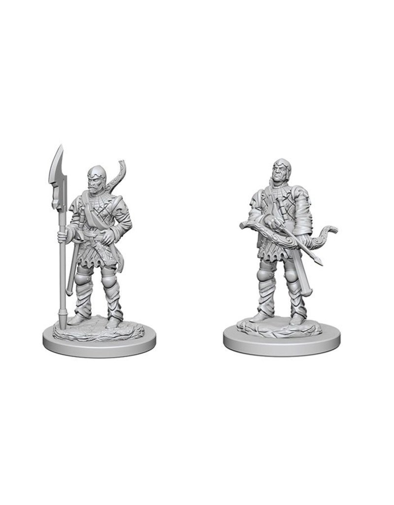 Wizkids Pathfinder Deep Cuts: Town Guards Blister Pack (Wave 4)