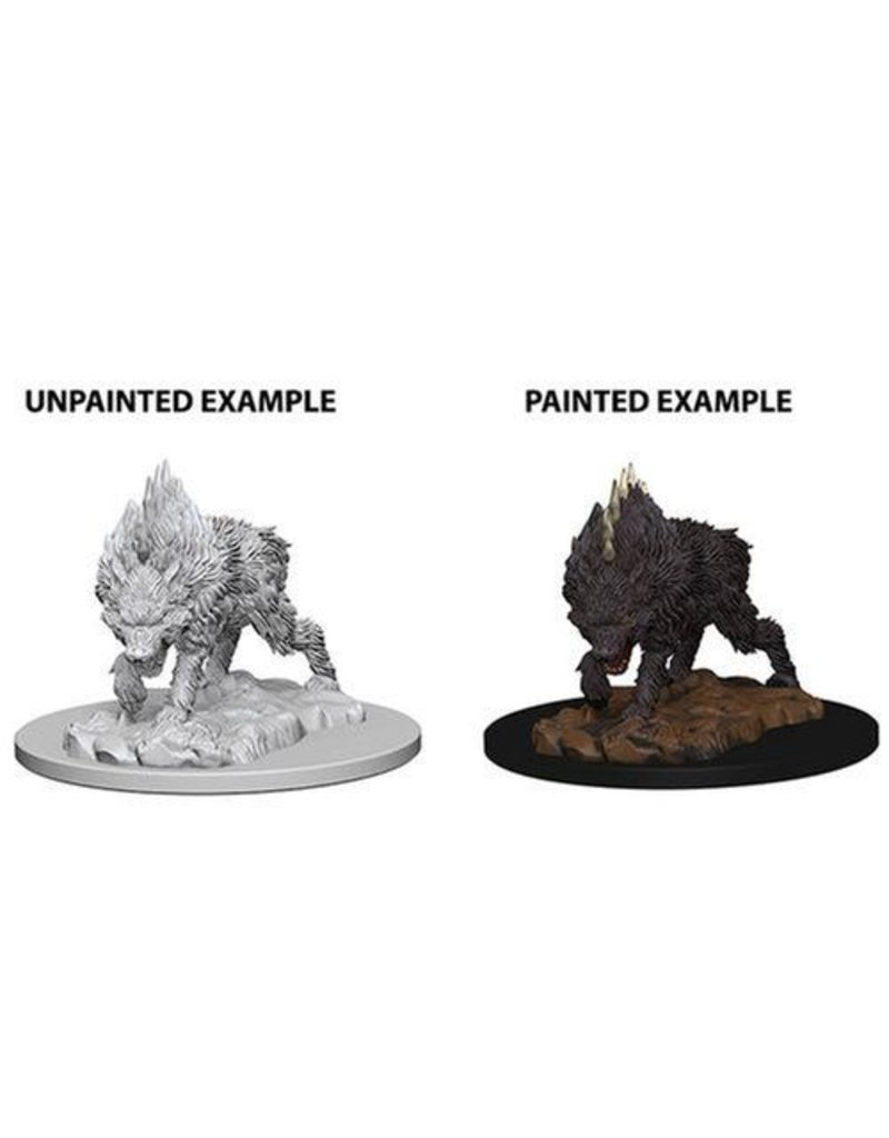 Wizkids Pathfinder Deep Cuts: Dire Wolf Blister Pack (Wave 4)