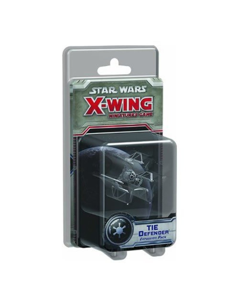 Fantasy Flight Games Star Wars X-Wing: TIE Defender Expansion Pack