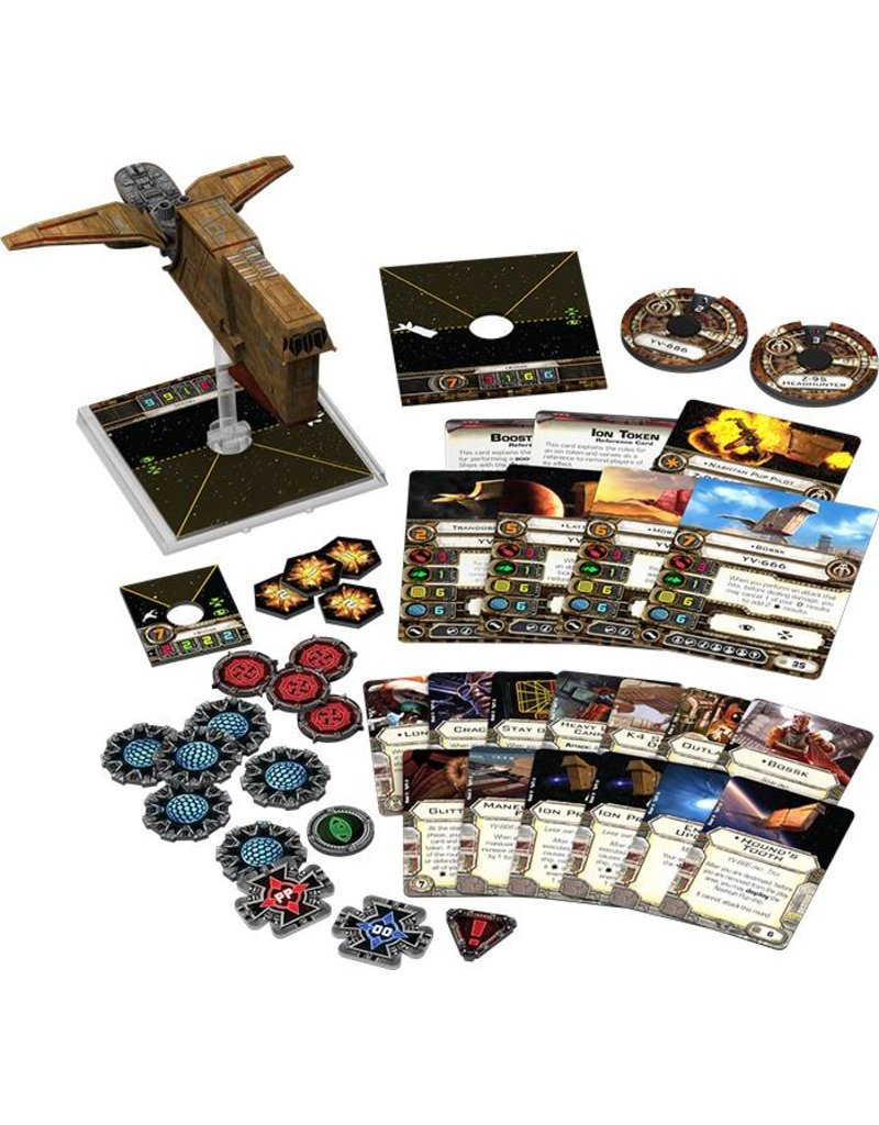 Fantasy Flight Games Star Wars X-Wing: Hound's Tooth Expansion Pack