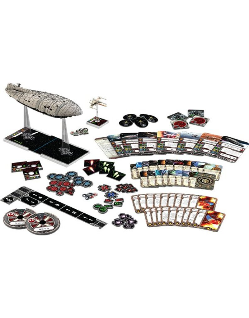 Fantasy Flight Games Star Wars X-Wing: Rebel Transport Expansion Pack