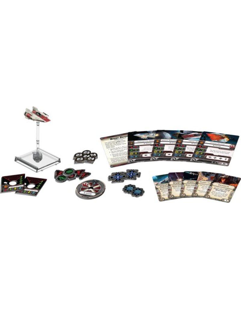 Fantasy Flight Games Star Wars X-Wing: A-Wing Expansion Pack