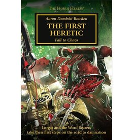 Games Workshop The First Heretic (SB)