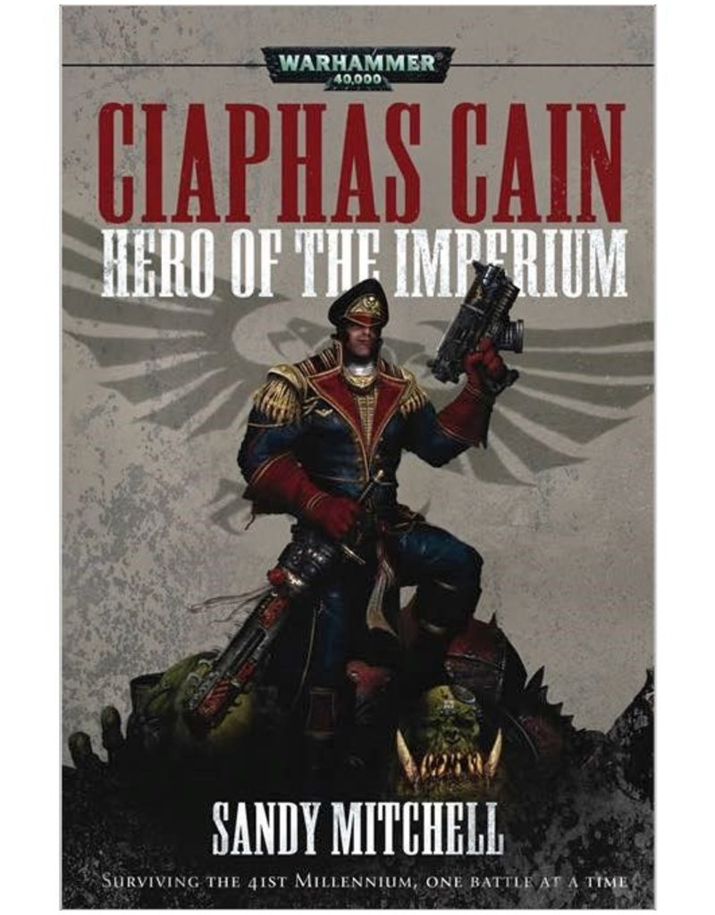 Games Workshop Ciaphas Cain: Hero Of The Imperium (SB)
