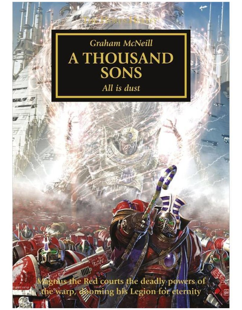 Games Workshop Horus Heresy: A Thousand Sons (SB)