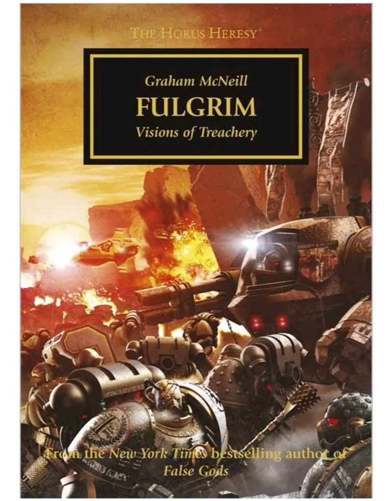 Games Workshop Horus Heresy: Fulgrim (SB)