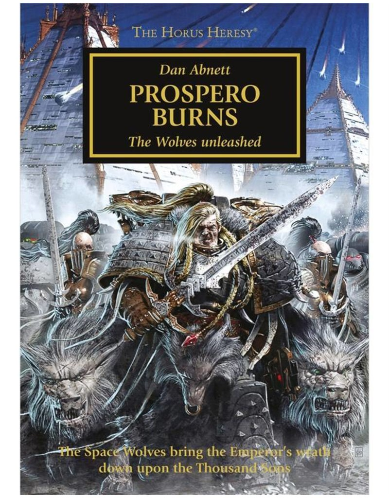 Games Workshop Horus Heresy: Prospero Burns (SB)