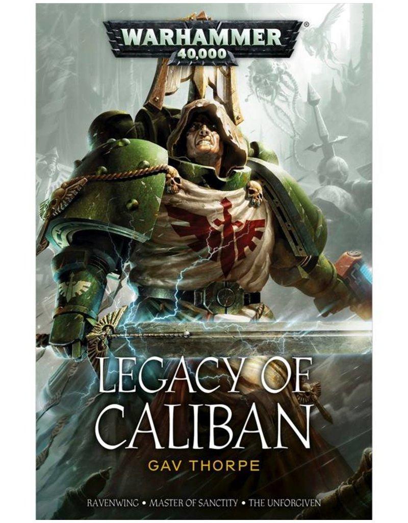 Games Workshop Legacy Of Caliban: The Omnibus (SB)
