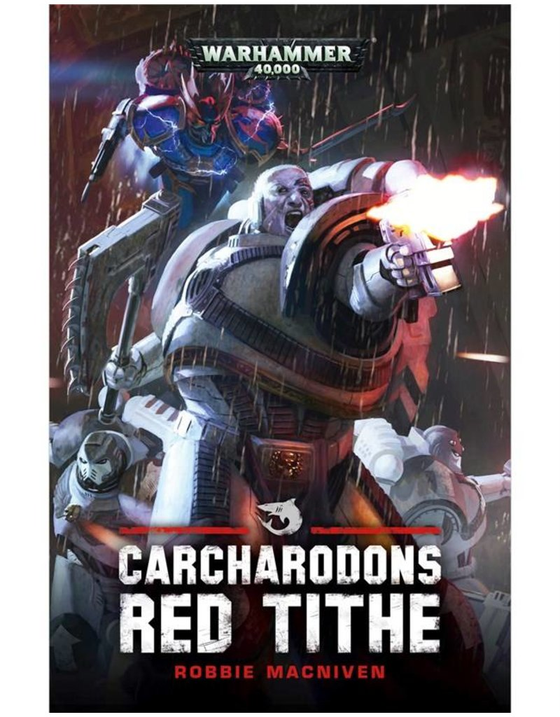 Games Workshop Carcharodons: Red Tithe (SB)