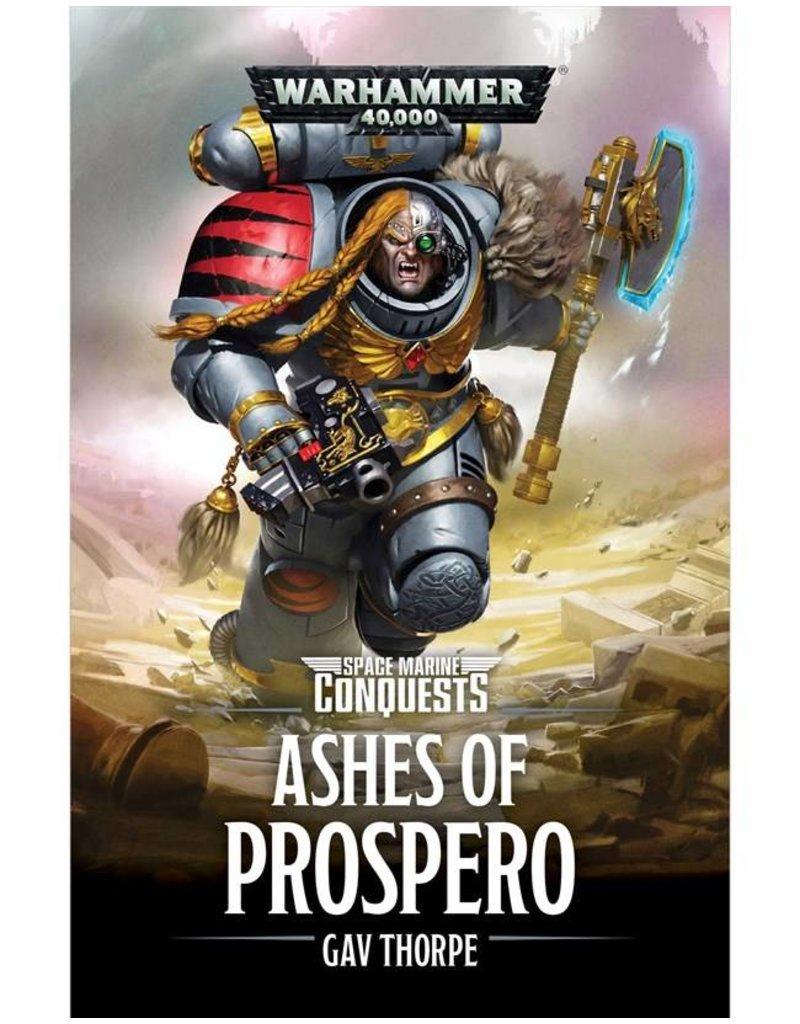 Games Workshop S/Marine Battles: Ashes Of Prospero (SB)