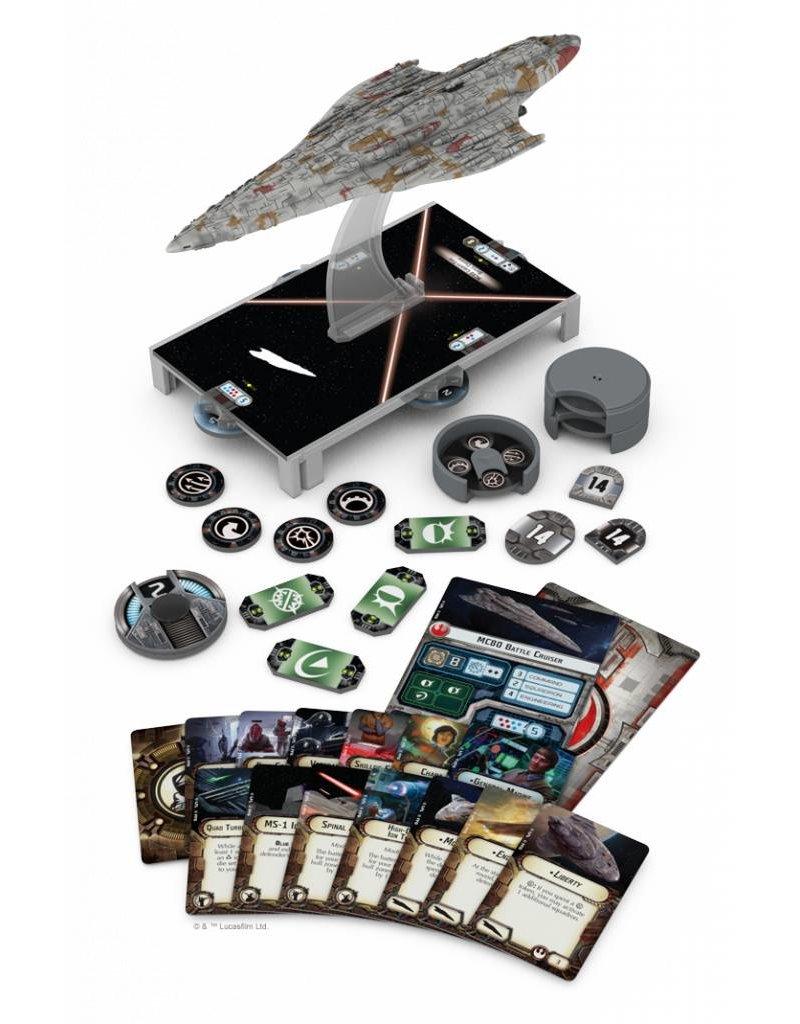 Fantasy Flight Games Star Wars Armada: MC80 Liberty Expansion Pack