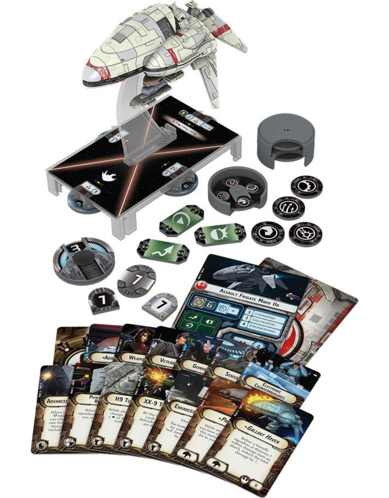 Fantasy Flight Games Star Wars Armada: Assault Frigate Mark II Expansion Pack
