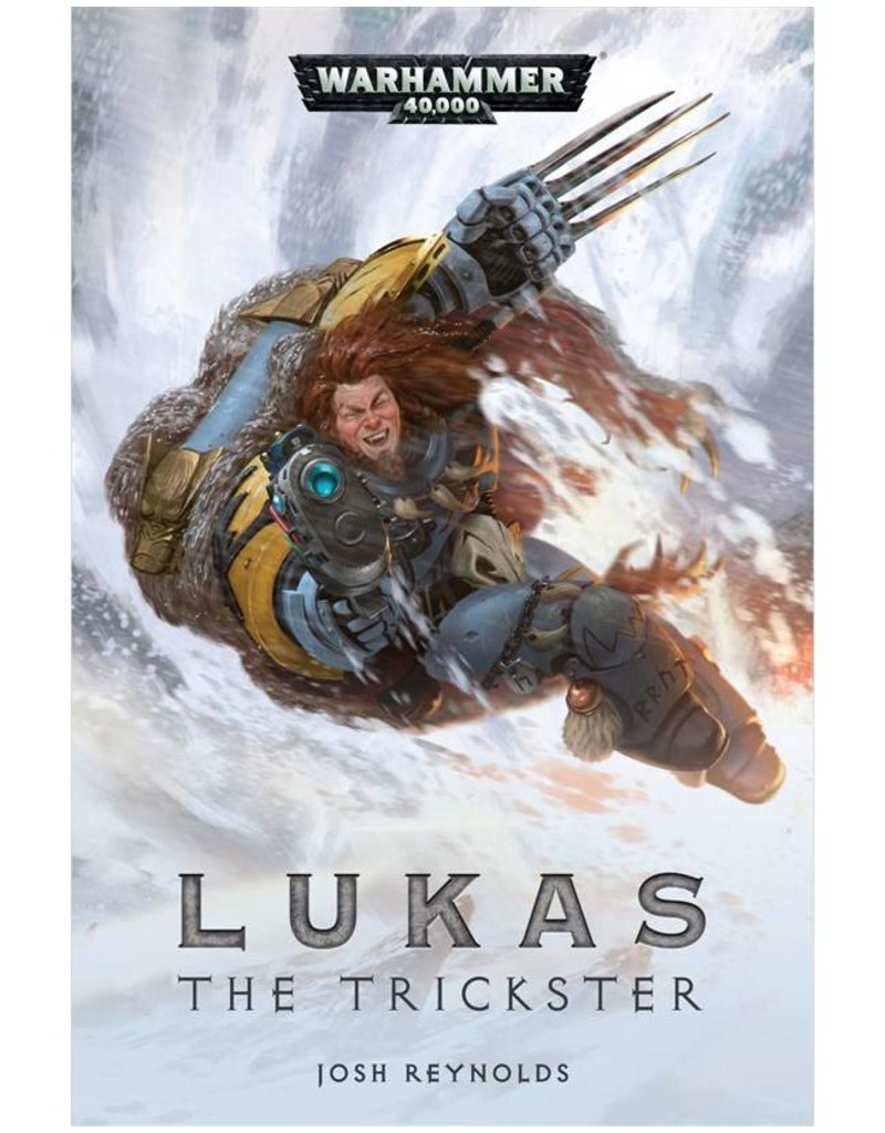 Games Workshop Warhammer 40k: Lukas The Trickster (HB)