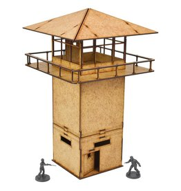 Mantic Games Prison Tower Scenery Set