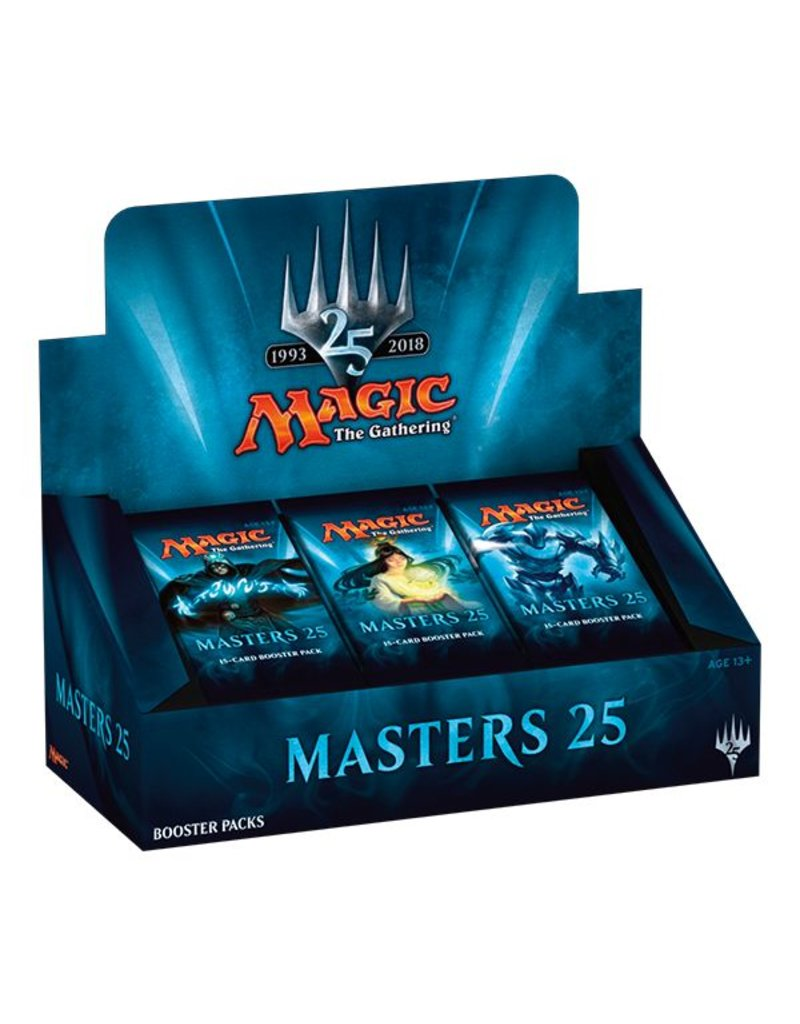 Wizards of the Coast MTG: Masters 25 Booster Display
