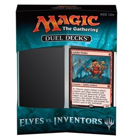 Wizards of the Coast MTG Duel Decks: Elves vs Inventors
