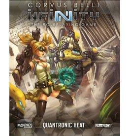 Modiphius Entertainment Quantronic Heat