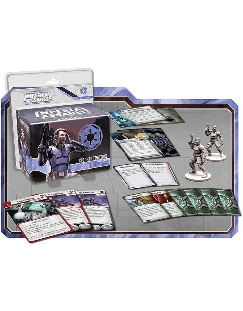 Fantasy Flight Games Star Wars Imperial Assault: ISB Infiltrator Villain Pack