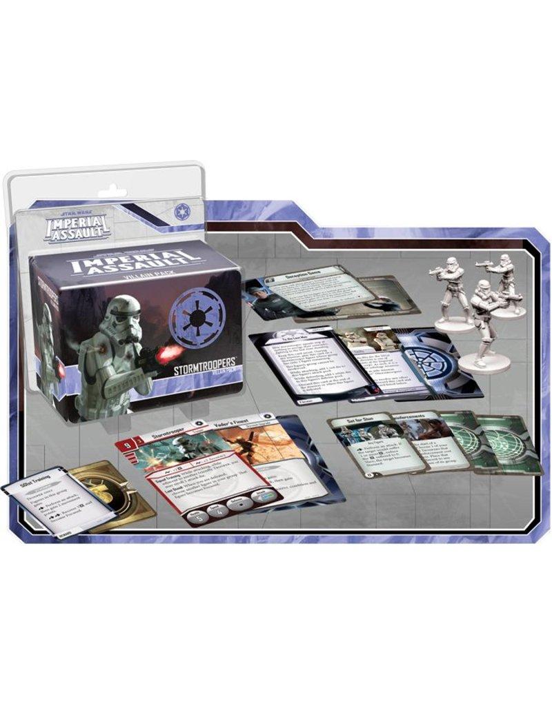 Fantasy Flight Games Star Wars Imperial Assault: Stormtroopers Villain Pack