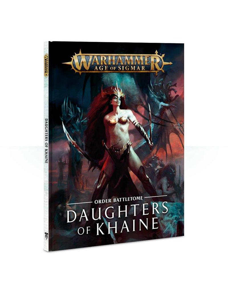 Games Workshop Battletome: Daughters Of Khaine (EN)