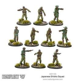 Warlord Games Shibito squad