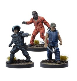 Mantic Games The Walking Dead: Tyreese, Prison Advisor