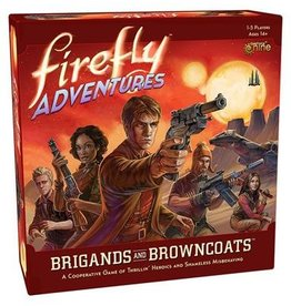 Gale Force 9 Firefly: Brigands and Browncoats