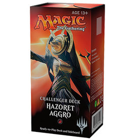 Wizards of the Coast MTG Challenger Deck - Hazoret Aggro