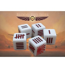 Warlord Games Blood Red Skies Dice
