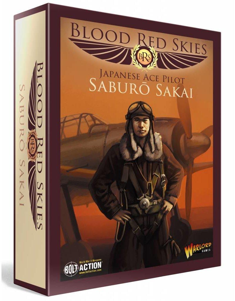 Warlord Games Blood Red Skies Japanese A6MX 'Zero Sen' Ace - Saburo Sakai