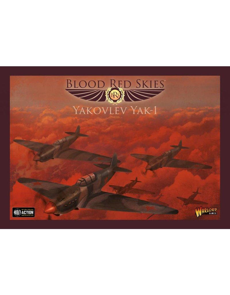 Warlord Games Soviet Yak-1 Squadron Box Set