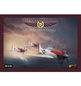 Warlord Games US Army P-51 Mustang Squadron