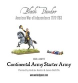 Warlord Games American Continental Army Starter Set (American War Of Independence) Box Set