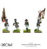 Warlord Games Napoleonic Wars 1789-1814 Early Russian Infantry (1809-1814) Box Set