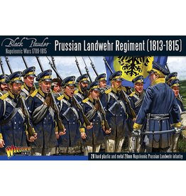 Warlord Games Prussian Landwehr Regiment (1813-1815)