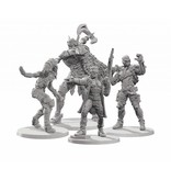 Corvus Belli Aristeia! - Soldiers of Fortune (Hannibal, Valkerie, Laxmee, Senor Massacre) Box Set