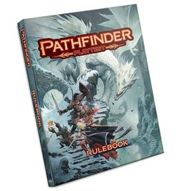 Paizo Pathfinder 2nd Edition Playtest Rulebook (SB)