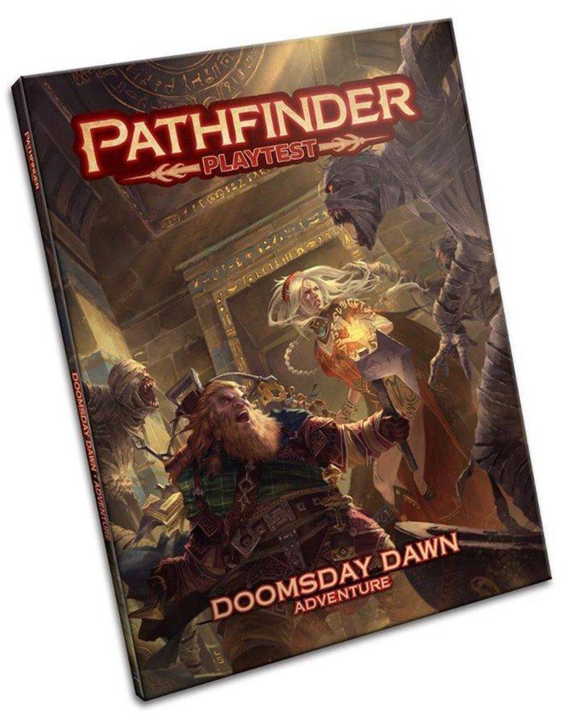 Paizo Pathfinder RPG 2nd Edition: Playtest Adventure Doomsday Dawn