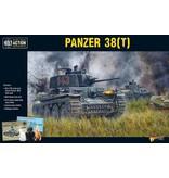 Warlord Games German Army Panzer 38(t) Tank