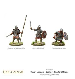 Warlord Games Saxon Leaders - Battle Of Stamford Bridge