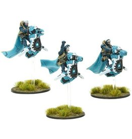 Warlord Games Sky Raider Command Squad