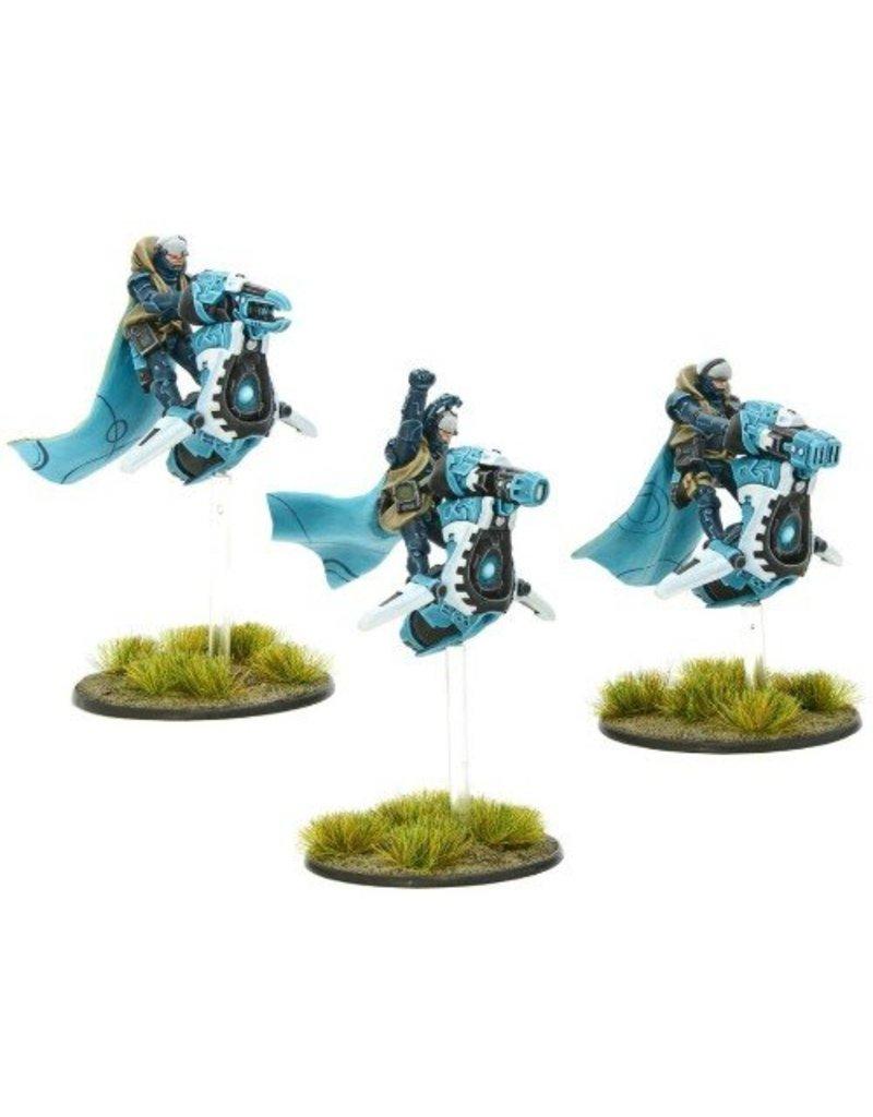 Warlord Games Freeborn Sky Raider Command Squad Box Set