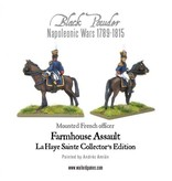 Warlord Games Napoleonic Wars 1789-1815 Marshal Ney & Mounted French Officer Pack
