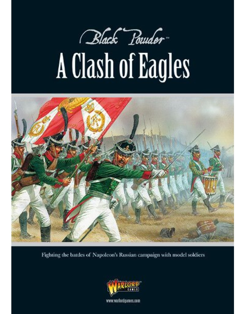 Warlord Games A Clash Of Eagles (Napoleonic Supplement)