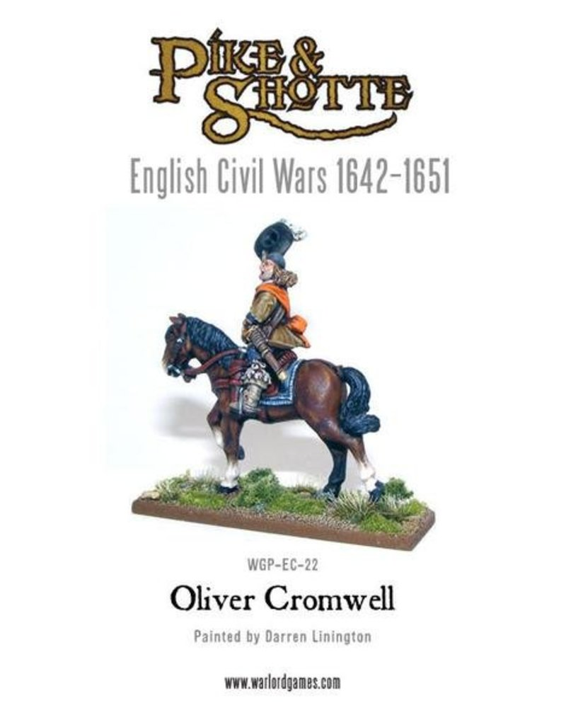 Warlord Games English Civil Wars 1642-1652 Oliver Cromwell Pack